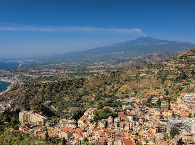 Mount Etna with Wine Tasting and Lunch